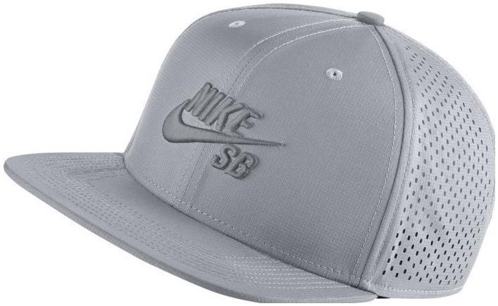Kšiltovka Nike SB AERO HAT šedá  e5b80c748c