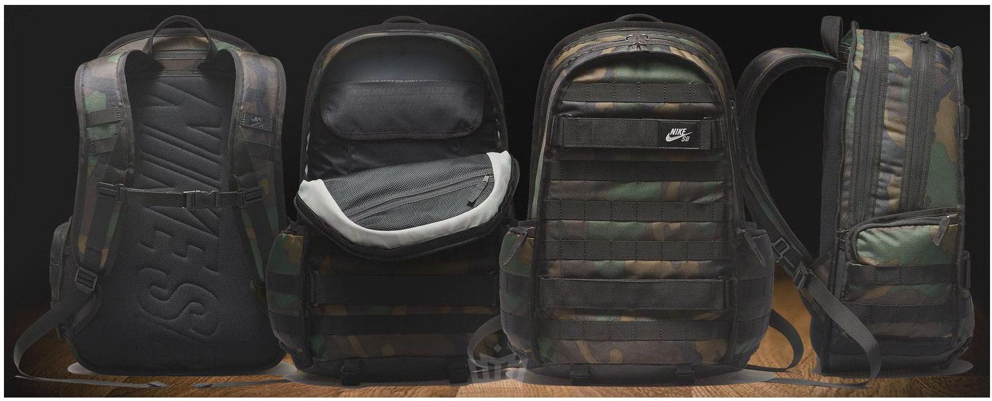 62ca534a44 Pánský batoh Nike SB RPM GRAPHIC zelený. Kód výrobce   BA5404-223