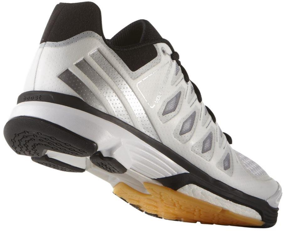 Dámské volejbalové boty adidas VOLLEY RESPONSE 2 BOOST W bílé ... 573ab46acaa