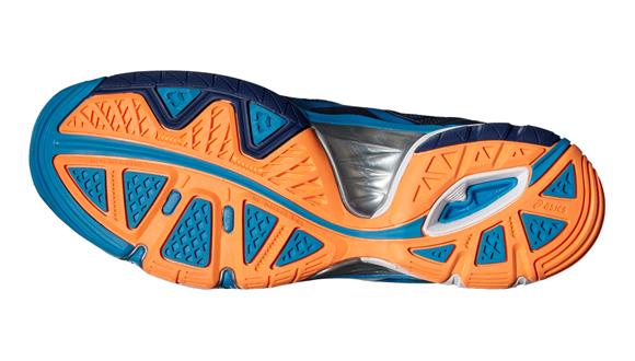 Perfektní volejbalové boty určené pro hráče v poli a pro univerzály. d4d66632de