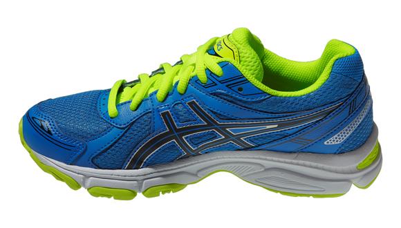 Dětské běžecké boty Asics GEL-GALAXY 7 GS modré  abb4ed6c74