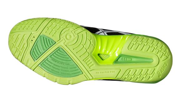 cbb3c236f95 Pánské sálové topánky Asics GEL-FIREBLAST 2 černé. Perfektní boty do haly