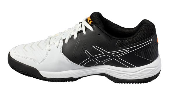 c6788be8b1f Pánské tenisové boty Asics GEL-GAME 6 CLAY černé. Pánská tenisová obuv ...