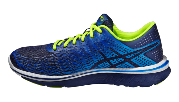 10328d0a5c7 Pánské běžecké boty Asics GEL-SUPER J33 2 modré žluté