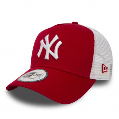 9FORTY AFRAME CLEAN TRUCKER NEW YORK YANKEES