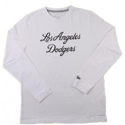 MLB SCRIPT LS TEE LOS ANGELES DODGERS