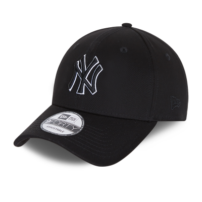9FORTY MLB BLACK BASE SNAPBACK NEW YORK YANKEES