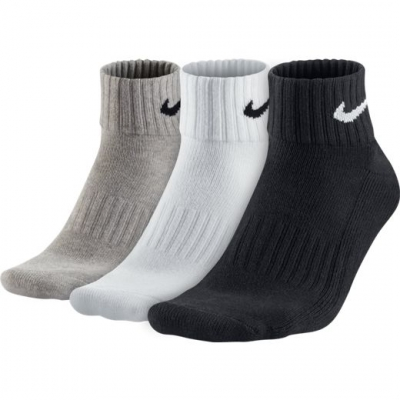 VALUE COTTON QUARTER (3 PAIR)