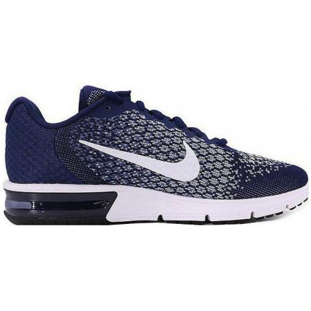 Pánské boty Nike AIR MAX SEQUENT 2 modré. Sleva a0c090bb4f