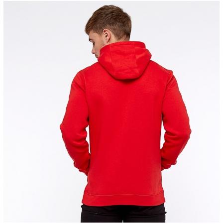Pánská mikina Nike M NSW HOODIE PO JDI červená. Kód výrobce   886496-657 59efcc11650