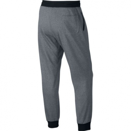 c634b74201b Pánské tepláky Nike AW77 FRENCH TERRY CUFFED šedé