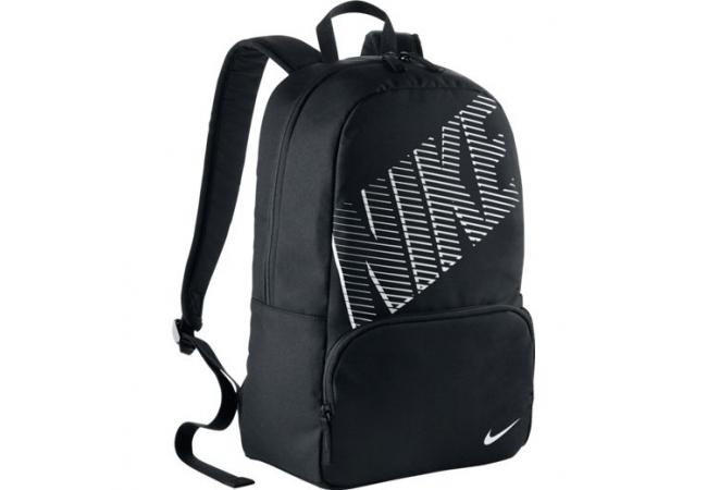 Batoh Nike CLASSIC TURF černý. Batoh vhodný do školy a620faf372