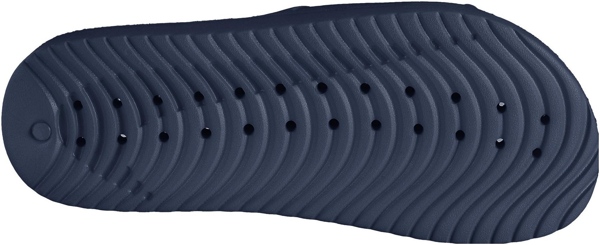 79a1bb165fb Pánské nazouváky Nike KAWA SHOWER SLIDE modré