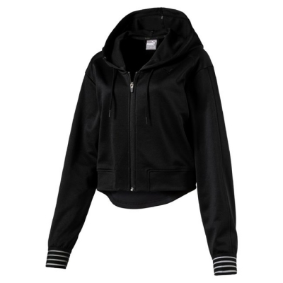 FUSION FZ HOODED JACKET W